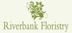 Riverbank Floristry Logo